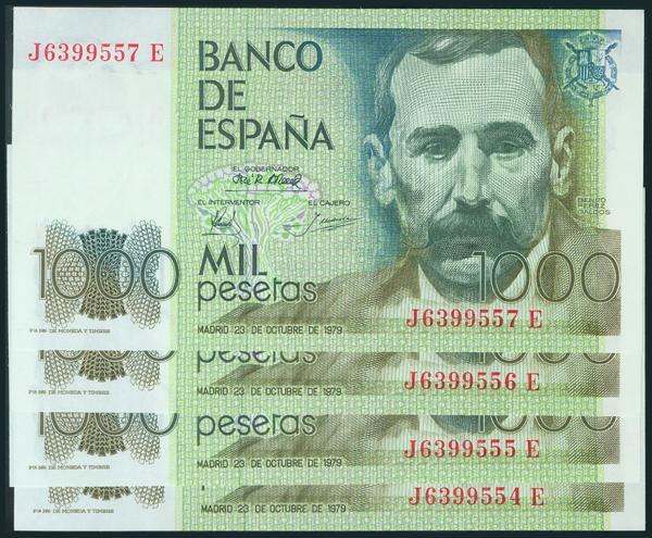 437 - Billetes Españoles