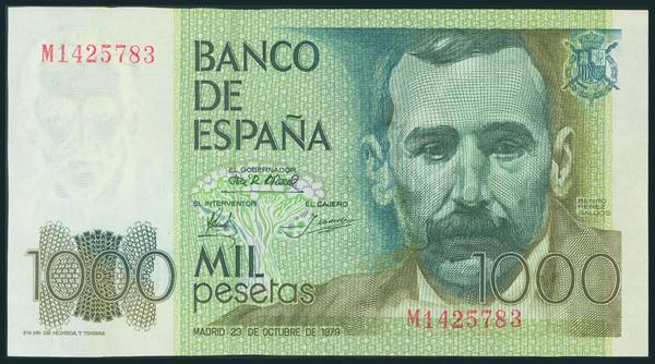438 - Billetes Españoles