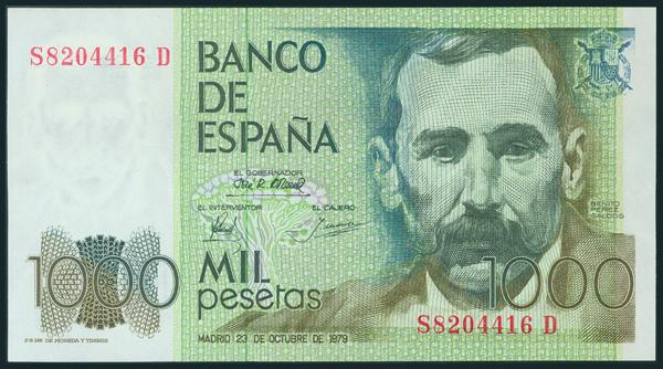 439 - Billetes Españoles