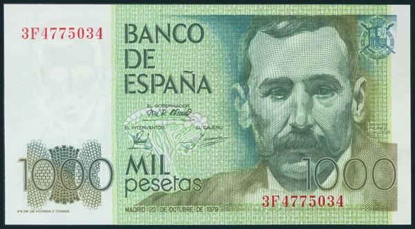 440 - Billetes Españoles
