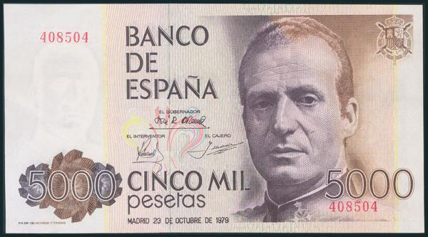 441 - Billetes Españoles