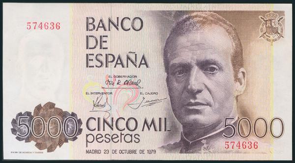 442 - Billetes Españoles