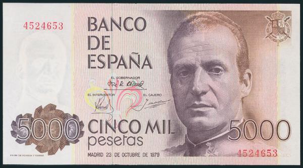 443 - Billetes Españoles