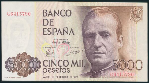 444 - Billetes Españoles
