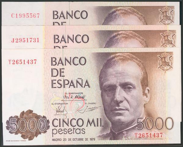 445 - Billetes Españoles