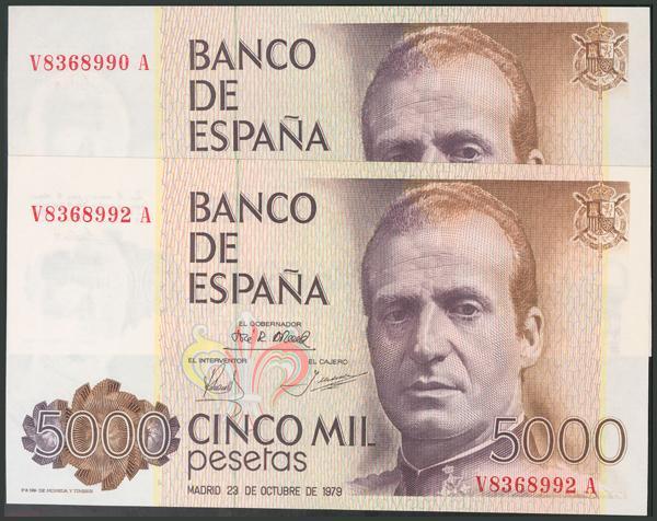 446 - Billetes Españoles