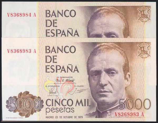 448 - Billetes Españoles