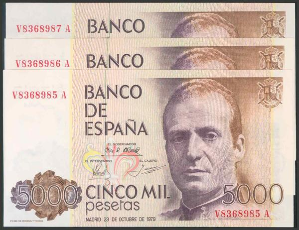 449 - Billetes Españoles
