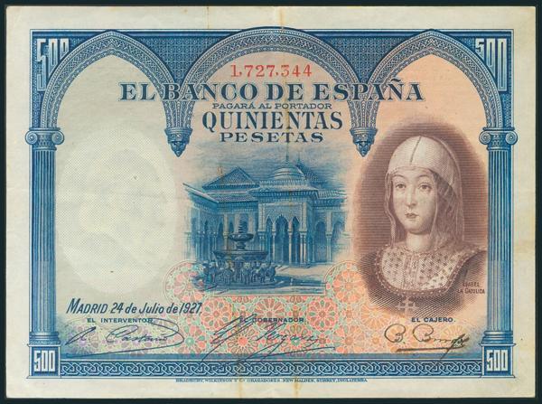 47 - Billetes Españoles