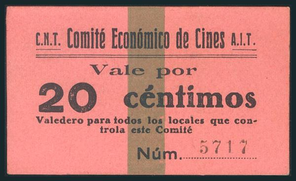 526 - Billetes Guerra Civil