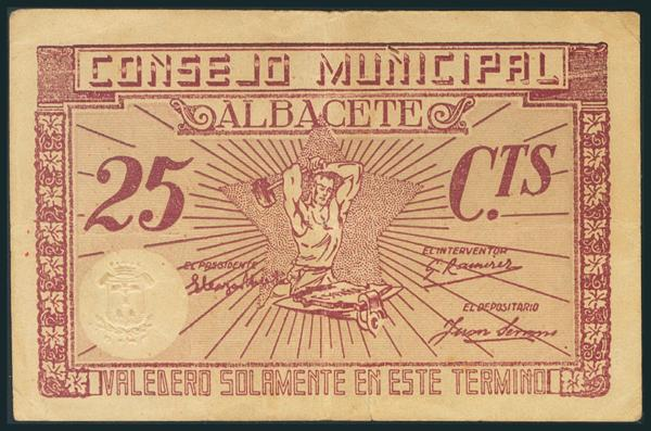 530 - Billetes Guerra Civil