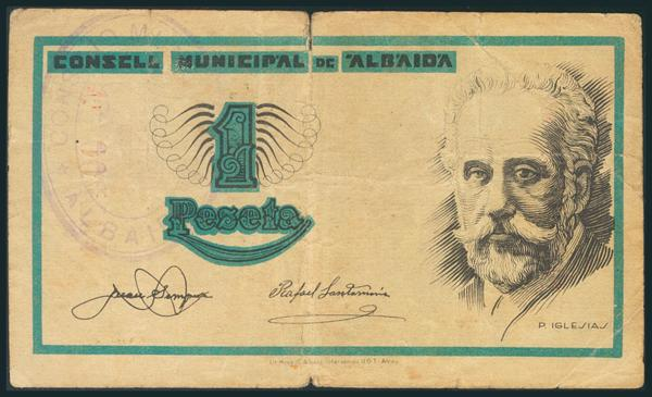 531 - Billetes Guerra Civil