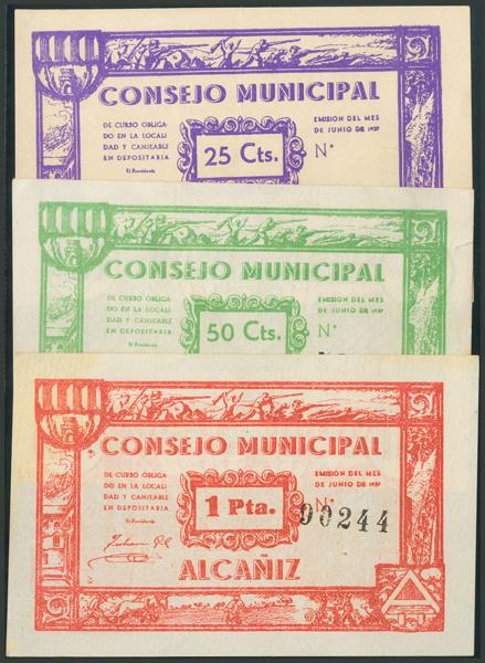 533 - Billetes Guerra Civil