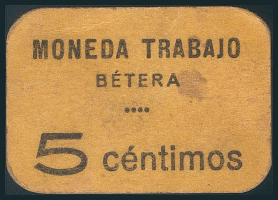 546 - Billetes Guerra Civil