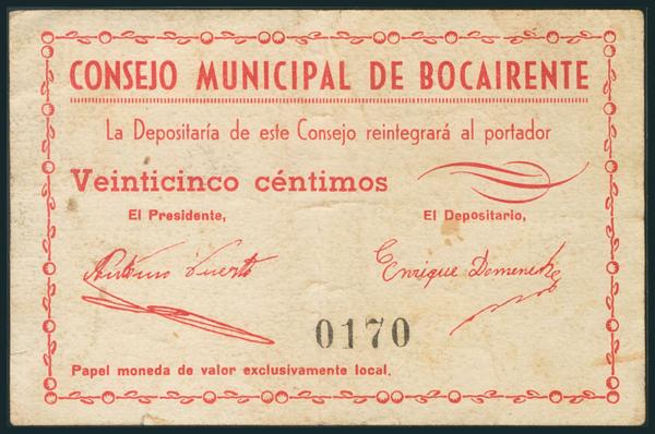 547 - Billetes Guerra Civil