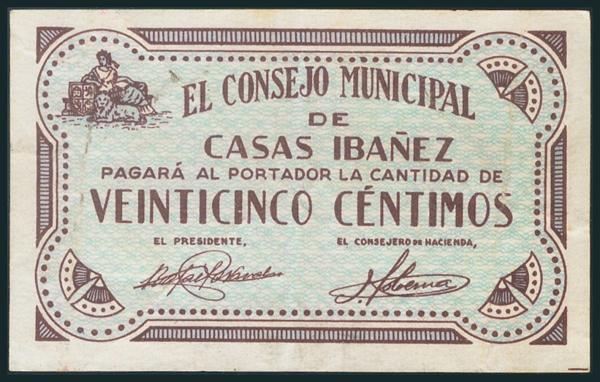 551 - Billetes Guerra Civil
