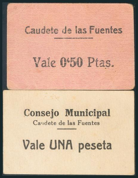 556 - Billetes Guerra Civil