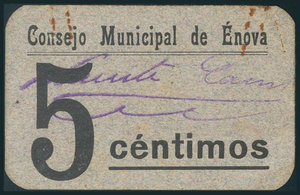 565 - Billetes Guerra Civil