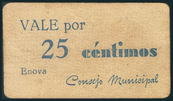 566 - Billetes Guerra Civil