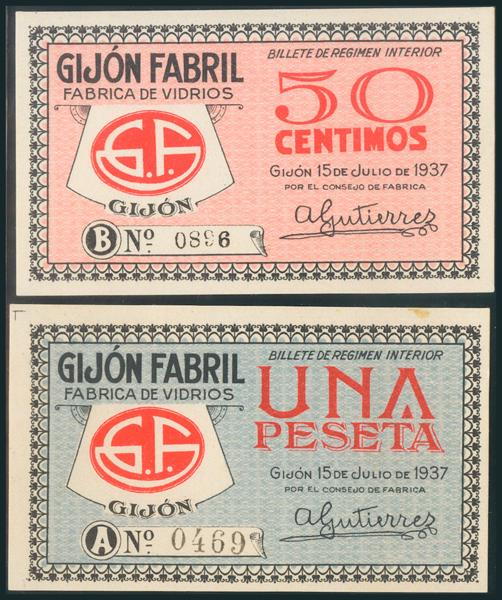 572 - Billetes Guerra Civil
