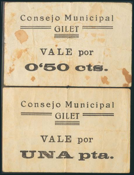 573 - Billetes Guerra Civil