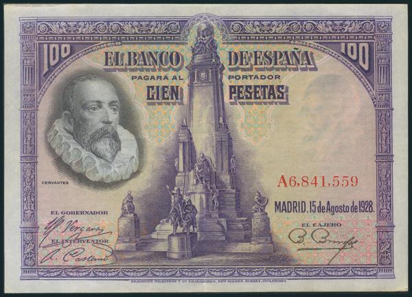 59 - Billetes Españoles