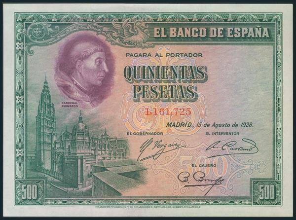 60 - Billetes Españoles