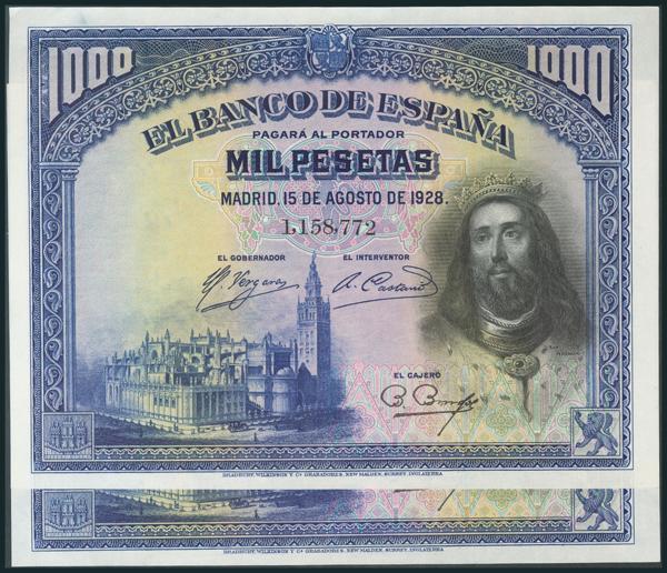66 - Billetes Españoles
