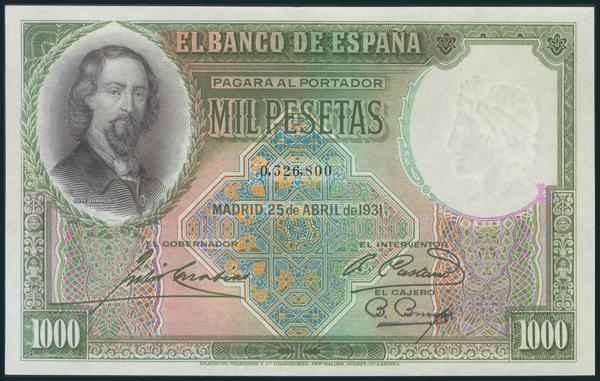 82 - Billetes Españoles