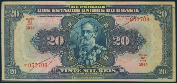 863 - Billetes Extranjeros