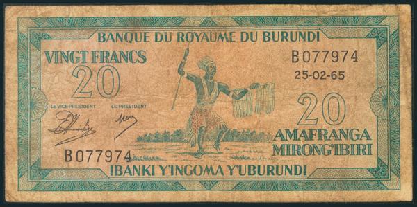 864 - Billetes Extranjeros