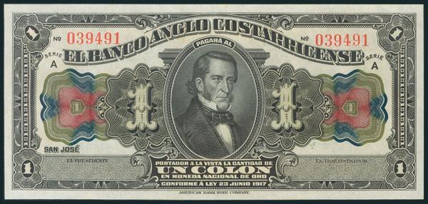 871 - Billetes Extranjeros