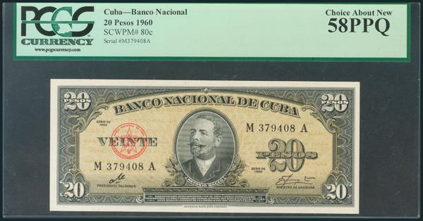 872 - Billetes Extranjeros