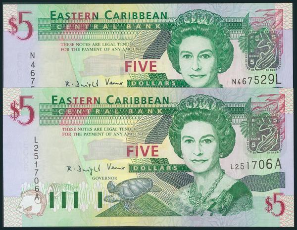 874 - Billetes Extranjeros