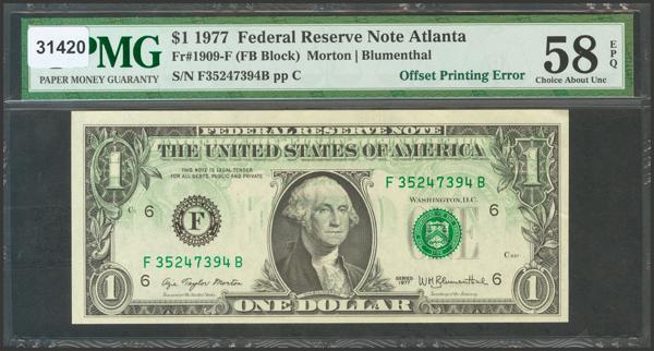 881 - Billetes Extranjeros