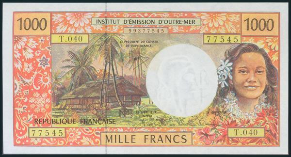 892 - Billetes Extranjeros