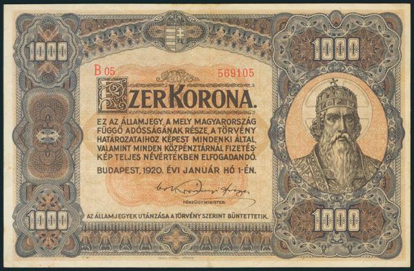 897 - Billetes Extranjeros