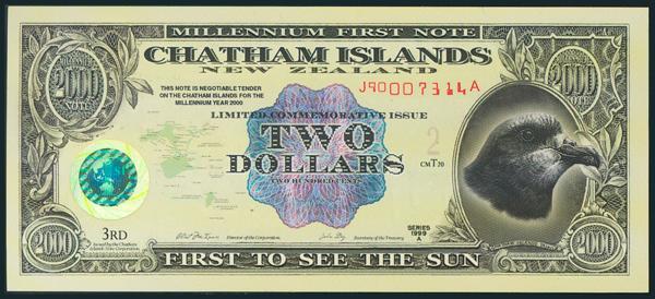 907 - Billetes Extranjeros
