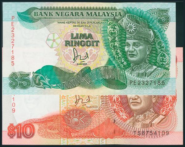 919 - Billetes Extranjeros