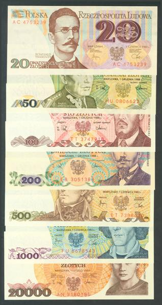 929 - Billetes Extranjeros