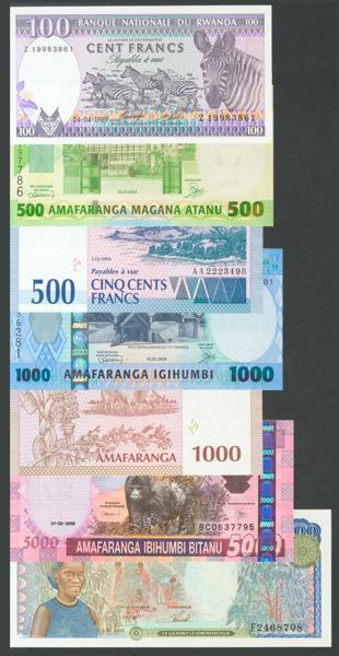 932 - Billetes Extranjeros