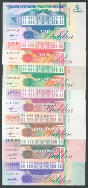 940 - Billetes Extranjeros