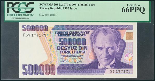 945 - Billetes Extranjeros