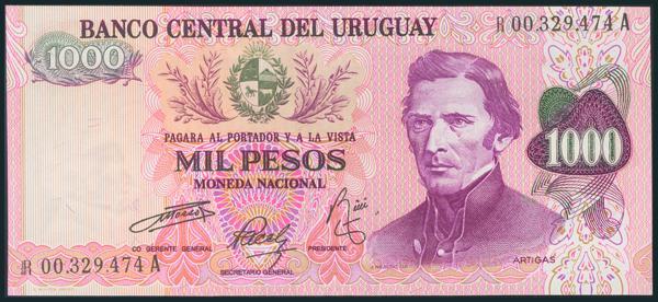 947 - Billetes Extranjeros