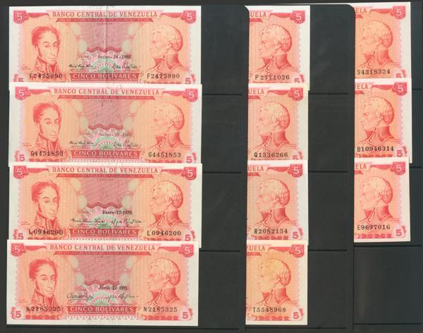953 - Billetes Extranjeros