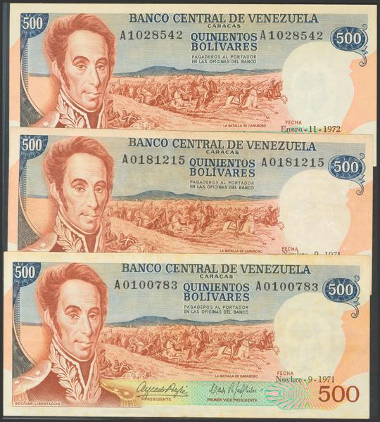 954 - Billetes Extranjeros