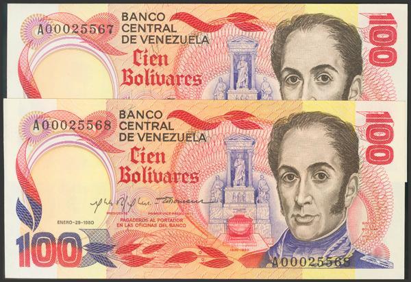 957 - Billetes Extranjeros