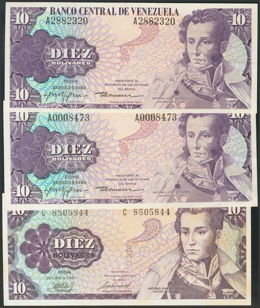 958 - Billetes Extranjeros