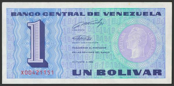 961 - Billetes Extranjeros