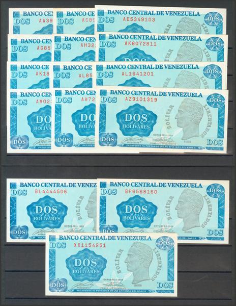 963 - Billetes Extranjeros